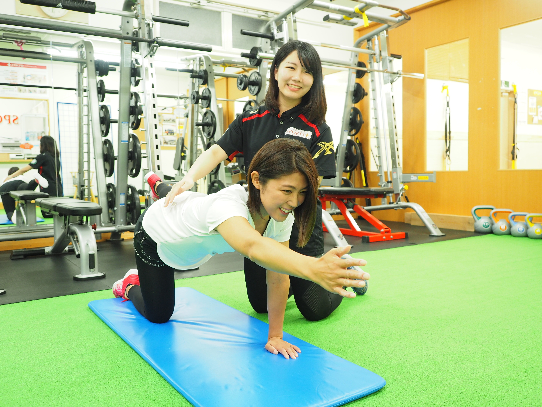 パーソナルトレーニング|大崎市